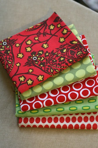 Holiday Fat Quarter Pack | by alissahcarlton