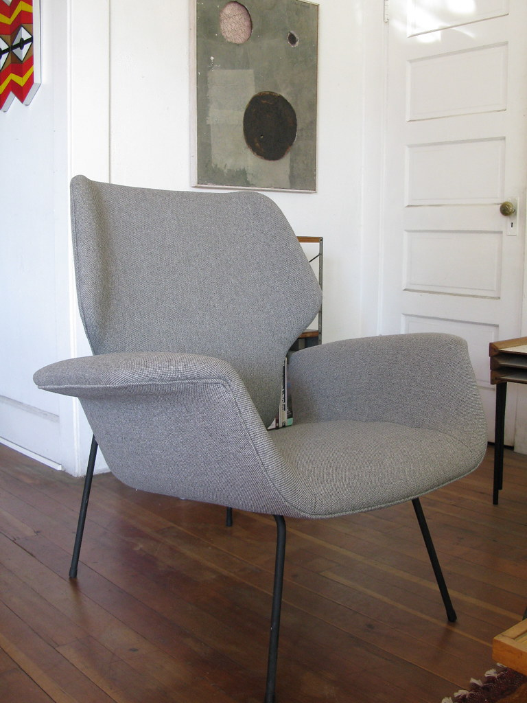 ... Alvin Lustig Chair   By Esoteric Survey