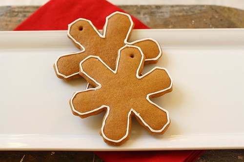 Honey-Gingerbread Cookies | by Tracey's Culinary Adventures