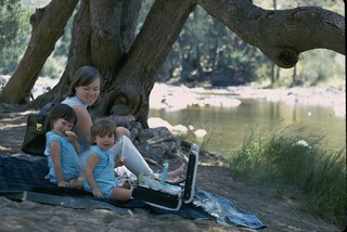 Kate & Trish with Mary for a  picnic at Casuarina Sands | by spelio