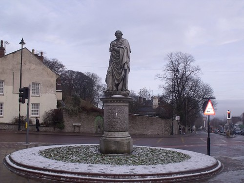 Statue Of The Earl Of Dudley Castle Hill Dudley Flickr