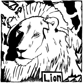 l-is-for-lion | by yfrimer