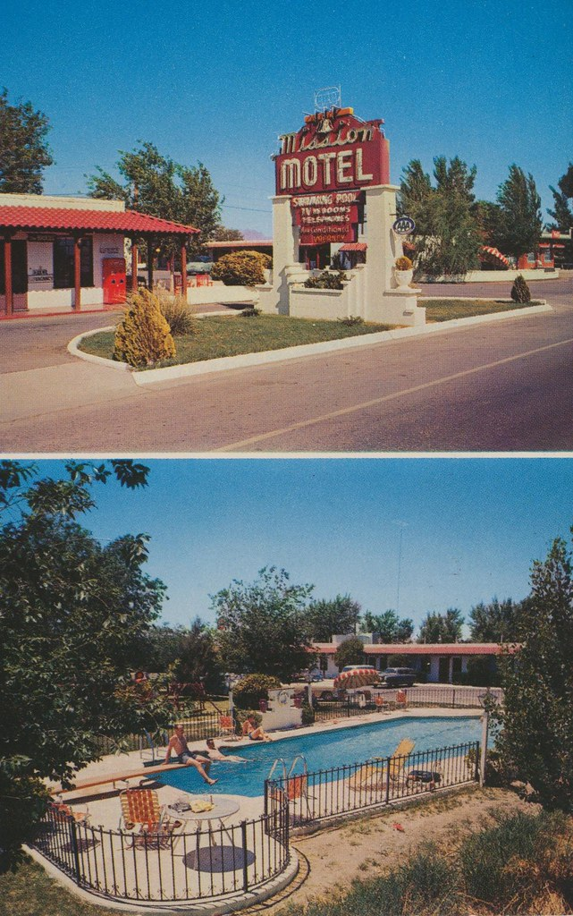 Mission Motel - Las Cruces, New Mexico