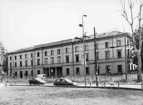 Stazione di porta vittoria 1990 mil n l 39 era insc urbanfile flickr - Via porta vittoria milano ...