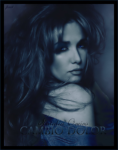 23. Natalia Oreiro - Cambio Dolor | by © Fantasy Art Designs