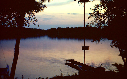 cloverleaf lake - hometown - WI | by jonbuth