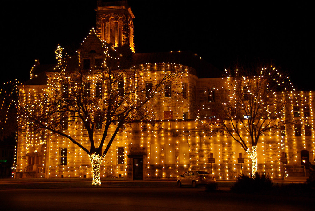 ... New Braunfels Texas Christmas Lights | by foroyar22 - New Braunfels Texas Christmas Lights Charlie Kellogg Flickr