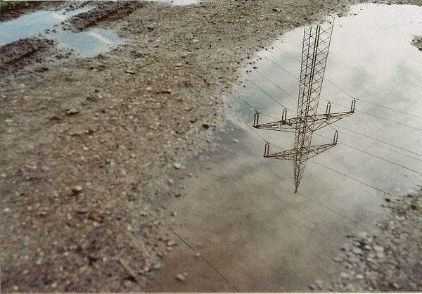 swimming / watching concrete eat the ocean / metal fingers… | Flickr