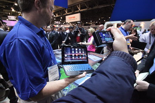 Samsung's new convertible tablet | by Robert Scoble