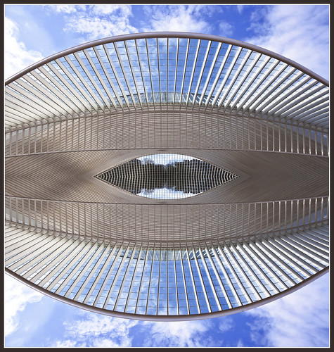 The Calatrava Eye | by Bert Kaufmann