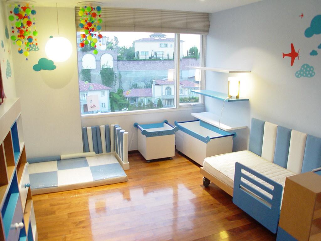 Habitacion Infantil Dise O Y Decoracion De Cuartos Fabri Flickr # Muebles Para Ninos