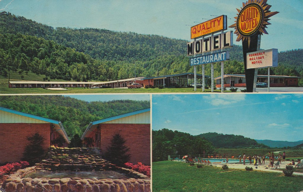 Quality Court Motel and Restaurant - Jellico, Tennessee