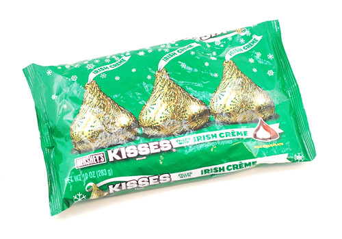 Hershey Kisses Irish Creme Bag | by princess_of_llyr