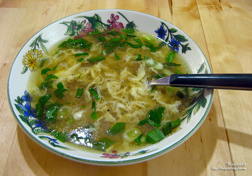 Chicken Egg Drop Soup Food Network