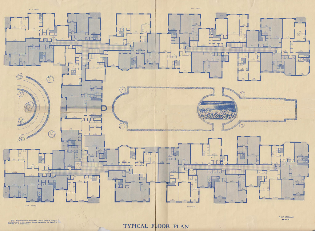 Grover cleveland 67 38 108th st forest hills ny blueprint flickr grover cleveland 67 38 108th st forest hills ny blueprint by rego forest malvernweather Gallery