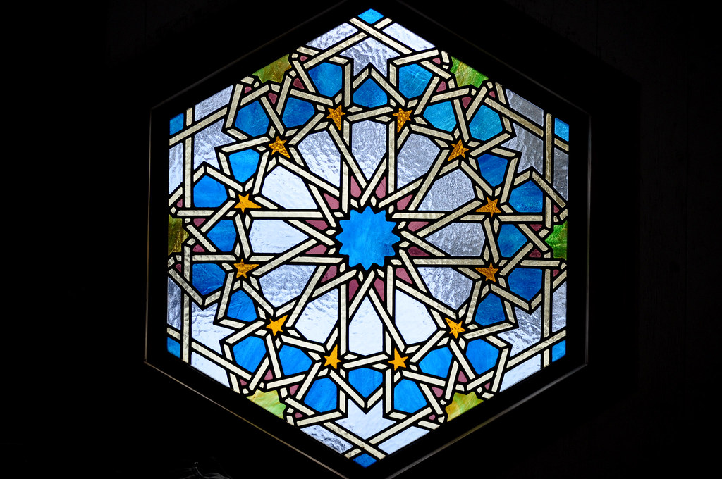 Islamic Stained Glass Flickr