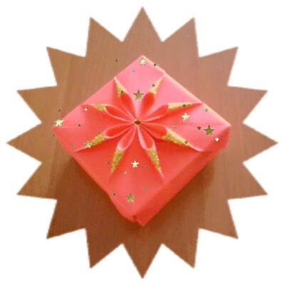 Christmas origami flower box version katrins18 flickr christmas origami flower box version by katrins18 mightylinksfo