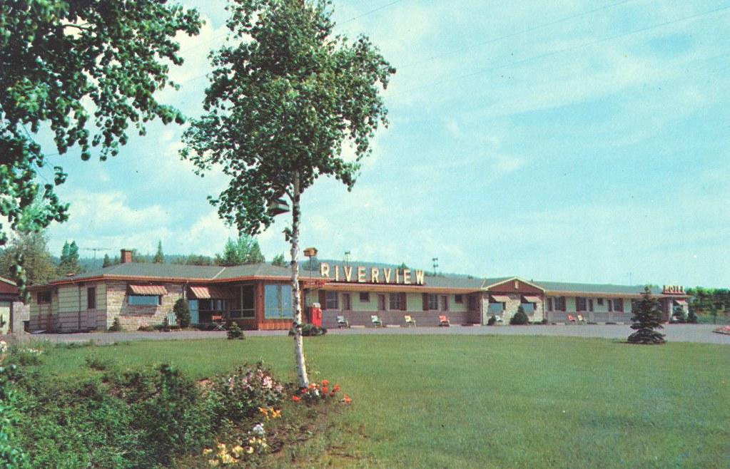 Riverview Motel - Duluth, Minnesota