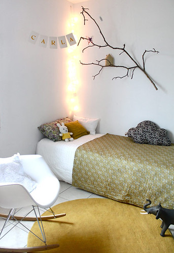 kids rooms with yellow | by the style files