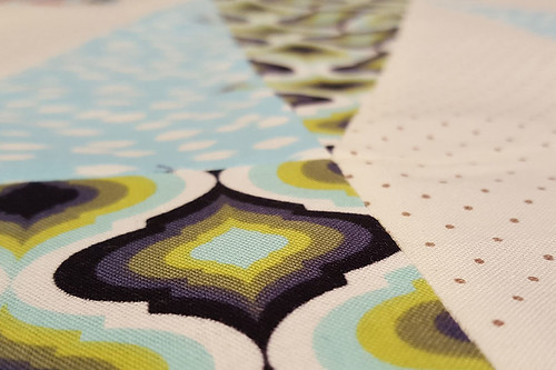Twizzle Quilt Block Close-Up | by Maggie Muggins Designs