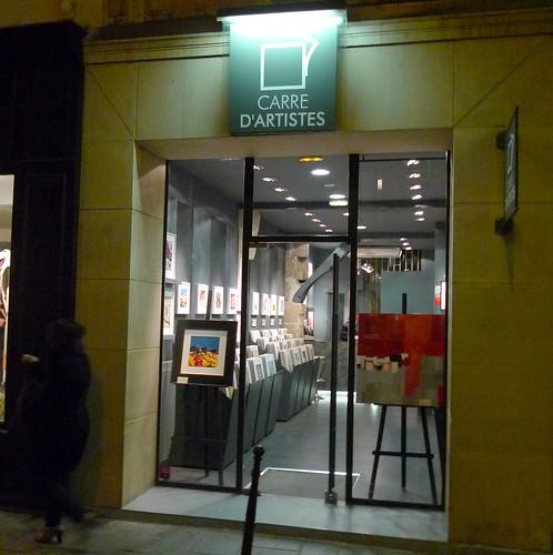 galerie d 39 art carr d 39 artistes quartier du marais paris flickr. Black Bedroom Furniture Sets. Home Design Ideas