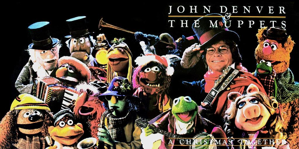 Denver, John, & the Muppets - Christmas Together, A [gatef… | Flickr