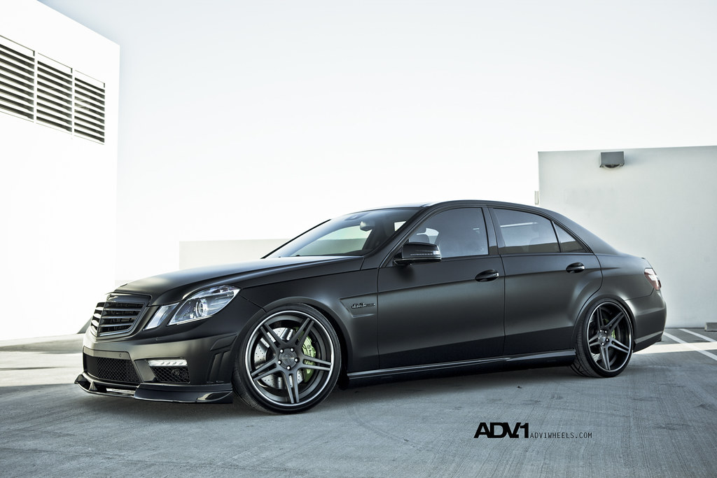 "2014 Mercedes Benz E63 AMG S-Model ""Seven-11"" By Wheelsandmore ..."