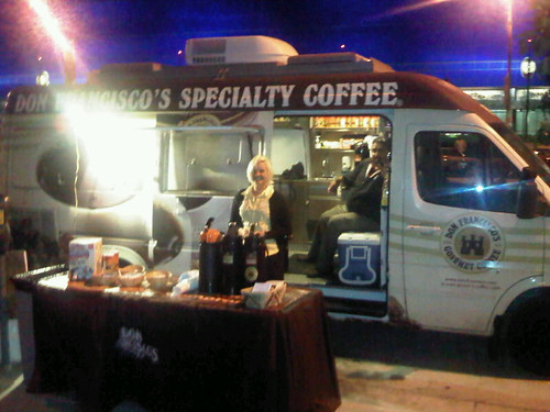 Don Francisco Coffee California Roasted Tour
