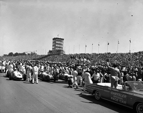 Gentlemen start your engines at the 1963 indy 500 flickr for Indianapolis motor speedway com