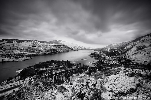 Rowena's Winter Coat | by Darren White Photography