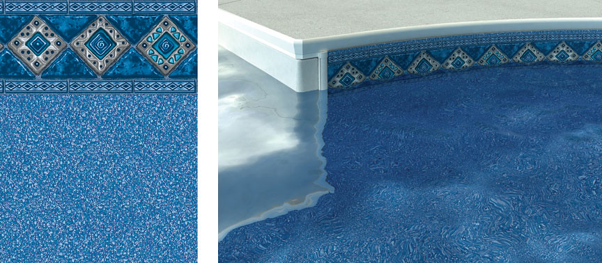 ... Fort Wayne Elite Pools   DaVinci Pool Liners   Toccata Blue | By  FtWaynePools