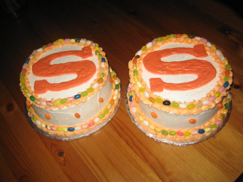 letter s birthday cakes by frost