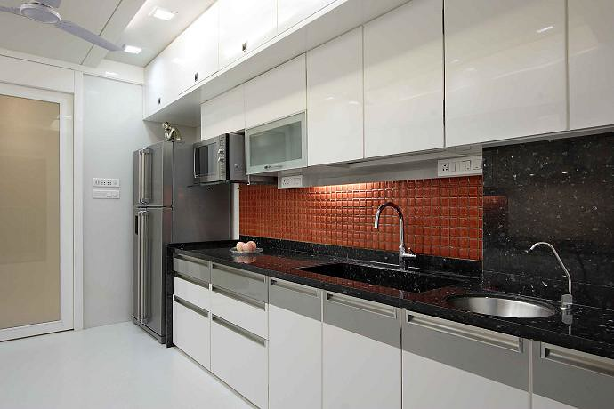 ... Modular Kitchen Interiors By Mahesh Punjabi Associates: Interior  Designer, Architect | By Mahesh Punjabi