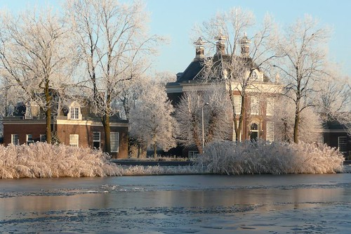 Amstel in Ice and Snow | by genf