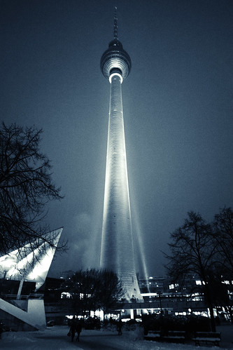 Berlin TV Tower | by kirberich