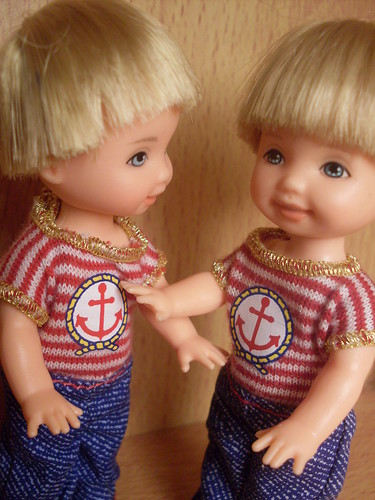 Tommy Twins Photoshoot - 2 | by it's a doll world☺