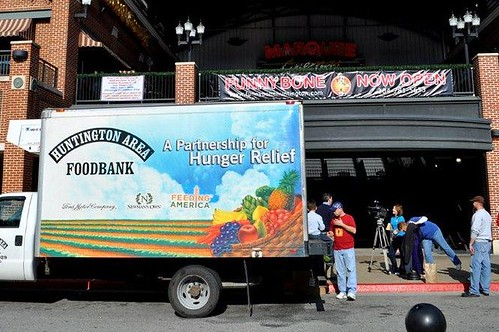 Huntington Food Bank Embezzlement