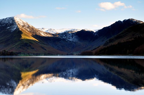 CSC_4665 Buttermere Snow | by wilkie,j ( says NO to badger cull :(