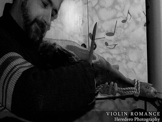 Violin Romance (#98 Project Music Vs. Photo) | by Heredero 3.0