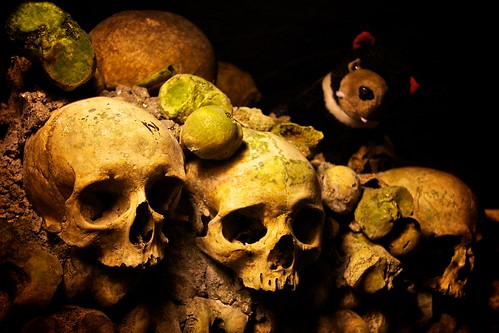 Catacombs and the Devil! | by BaboMike