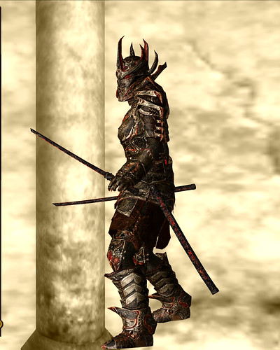 how to get quick daedric armour