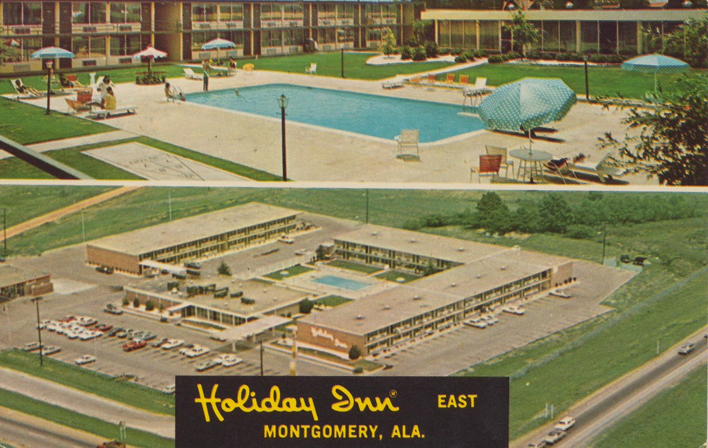 Holiday Inn East - Montgomery, Alabama