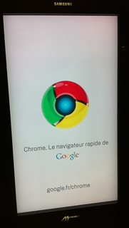 Google Chrome s'affiche dans le métro parisien ;) | by Journal du Geek
