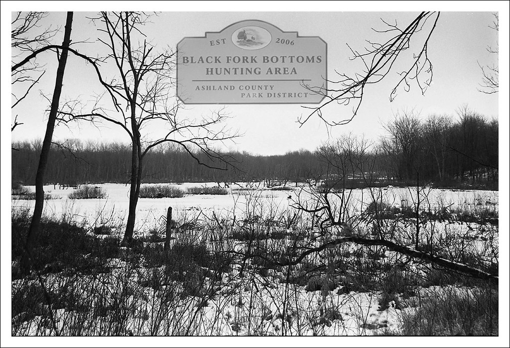 Black fork bottom hunting area ashland
