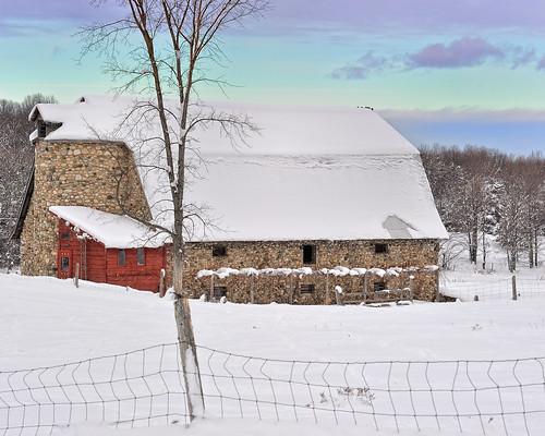 Quot Fieldstone Barns Of Antrim Quot Antrim County East Jordan Mi