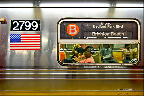 Subway to Bronx | by Stefan Bock