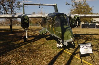 OV-10A Bronco | by Veterans Memorial Air Park