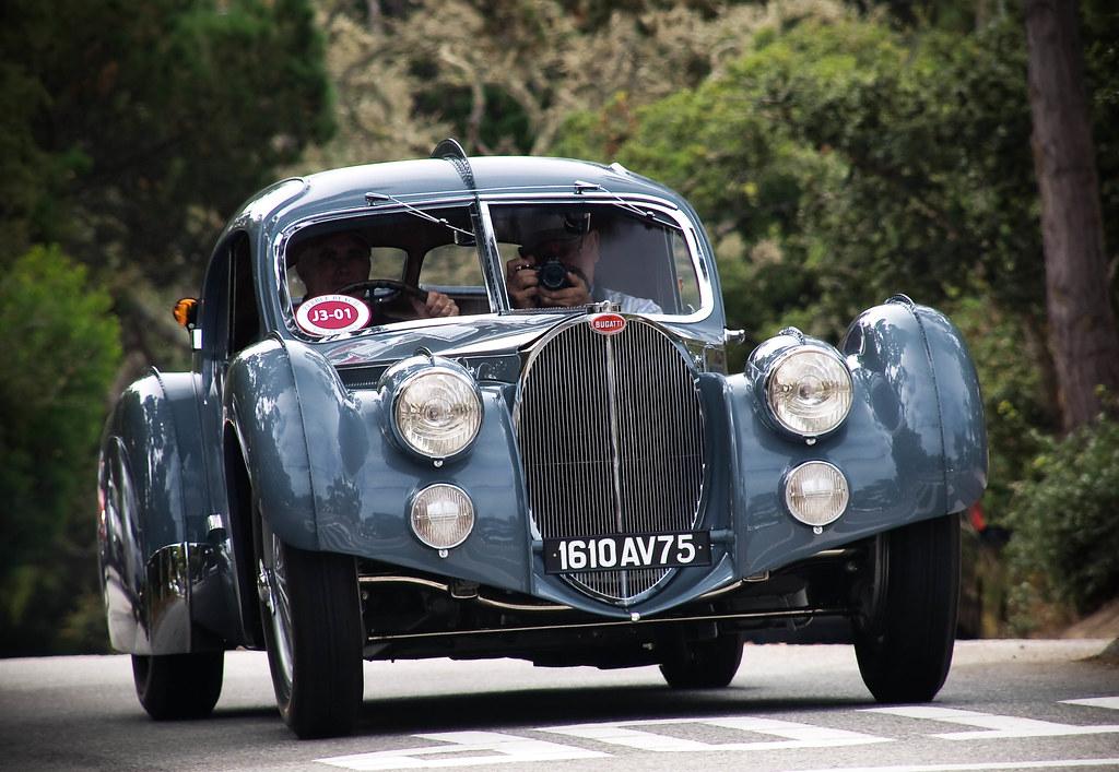 Bugatti 57SC Atlantic   The most expensive car in the world.…   Flickr