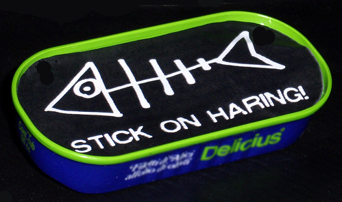 Stick On Haring! - New logo preview | by Stelleconfuse