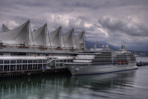 Canada Place (HDR) | by Brandon Godfrey